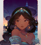 A Whole New World by kawacy