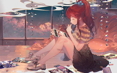 Art God by kawacy