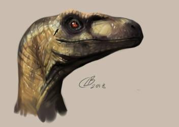 JP study 6: Raptorman by CetaLB