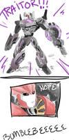 ~Traitor!~ Knockout by kanonkita