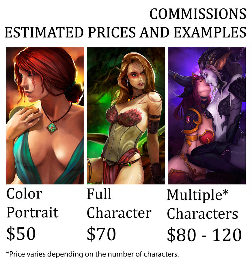 Commission Info (OPEN) by AdrianWolve