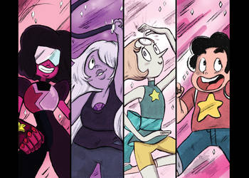 And Steven by glassie