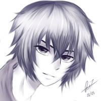 Ayato Kirishima by xBulletproofCatx