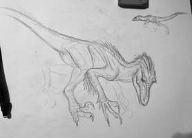 I do not like Indoraptor by Dekerrex