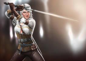 In Geralt's Footsteps by devenum