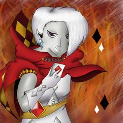 Ace of Diamonds by MapleAndAnimeCrazy