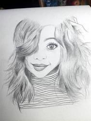 Portrait by MapleAndAnimeCrazy