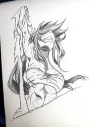 Titania - Fairy Tail by MapleAndAnimeCrazy