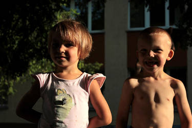 KIDS FROM THE STREETS by mauri101