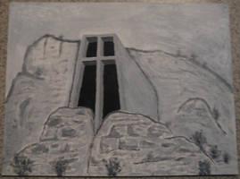 Sedona Church by JasonYoungdale