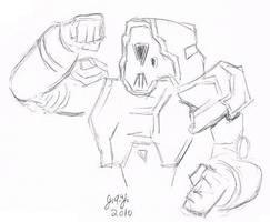 Robot 04 by JasonYoungdale