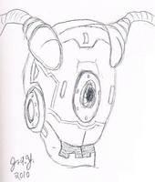 Robot 06 by JasonYoungdale
