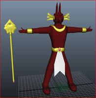 Anubis Warrior 1 by JasonYoungdale