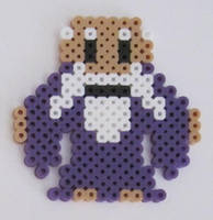 Purple Wizard by JasonYoungdale