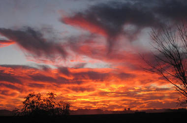 Maricopa Sunset 03 by JasonYoungdale