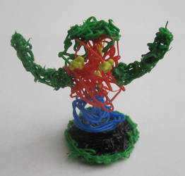 3Doodle Dude by JasonYoungdale