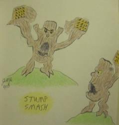 Stump Smash by JasonYoungdale