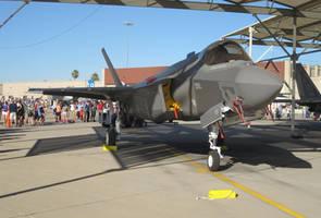 F-35A by JasonYoungdale