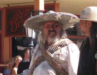 Resident of Tombstone, AZ by JasonYoungdale