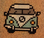 VW bus by JasonYoungdale