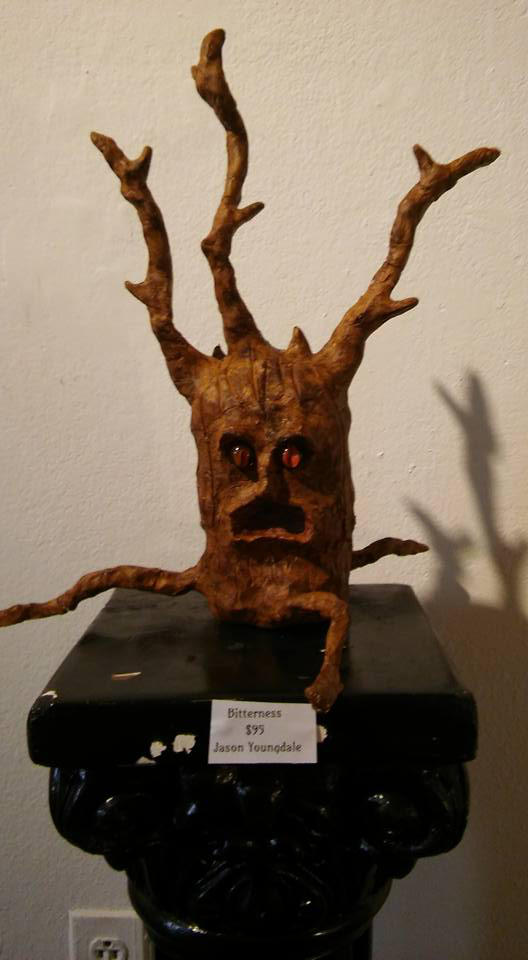 Tree Sculpture by JasonYoungdale