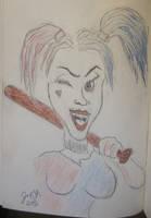 Harley Quinn by JasonYoungdale