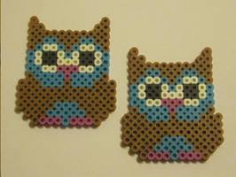 Owls by JasonYoungdale