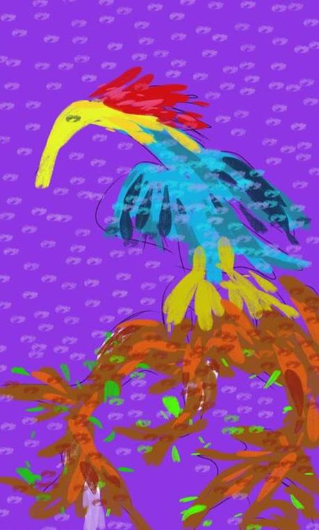 Bowerbird by JasonYoungdale