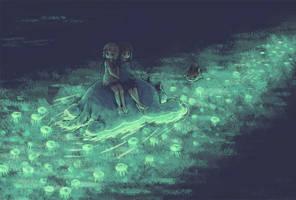 jellyfish by psuke76