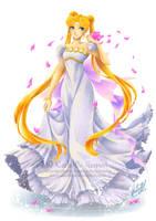 Princess Serenity by Cientifica