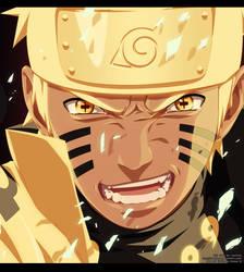 Naruto 687 - good-bye obito by carl1tos
