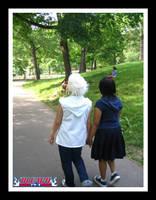 BLEACH: Walk this path with me by AuroraCelsius
