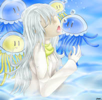 Song of the Jellyfish by mantoux3