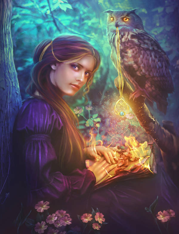 Spell by lombrascura