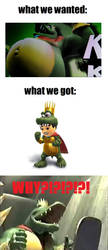 why you got to be so K. Rool, Nintendo by captainryno