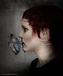 Butterfly effect by mariaig
