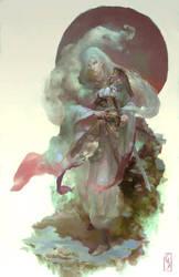 Sesshomaru by Christian-Angel