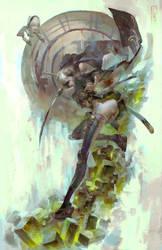 2B by Christian-Angel