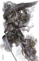 Sephiroth by Christian-Angel