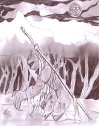 Vordor the HellKnight by AEthian