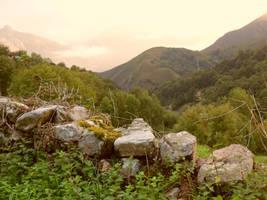 Asturias, Spain by LodeinArt