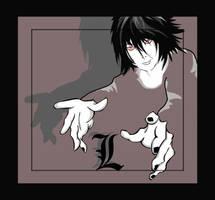 Beyond Birthday, Death Note fan-art. by LodeinArt