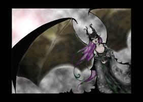 Maleficent by LodeinArt