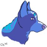 Puppyheadshot by Chrissy414