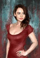 Emilia Clarke by iezz