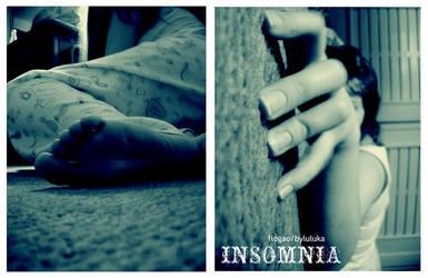 Insomnia I by byluluka