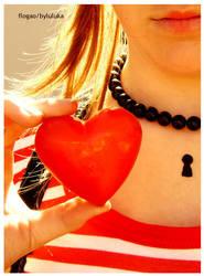 Heart by byluluka