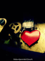 Coin-Operated heart by byluluka