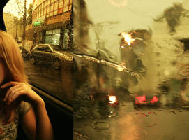 urban melancholy by byluluka
