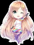 :COM: Luna by Nanami-Yukari